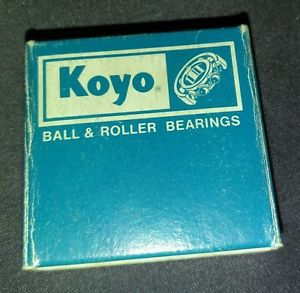 high temperature  KOYO EE3S2RSM3 BALL BEARING 3/8INCH ID SIZE DOUBLE SEALED