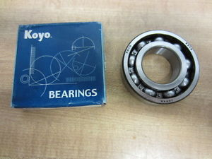 high temperature Koyo 6206CM Ball Bearing (Pack of 6)