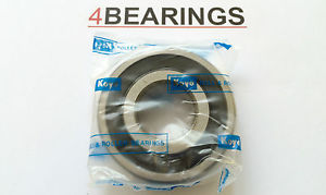 high temperature KOYO 6000-6012 2RS SERIES RUBBER SEALED DEEP GROOVE BALL BEARING **CHOOSE SIZE**
