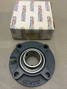 high temperature  IN BOX AMI ASAHI 4-BOLT PILOTED FLANGE BEARING 1-15/16 BORE UCFC210-31