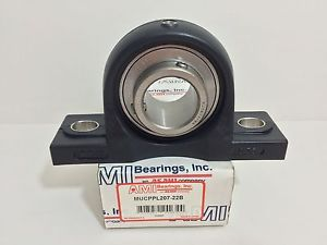 high temperature (4) ! AMI BEARINGS INC / ASAHI PILLOW BLOCK BEARINGS MUCPPL207-22B MUCPPL207