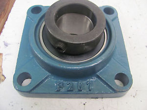 high temperature ASAHI UG207-23 4 BOLT FLANGE BEARING