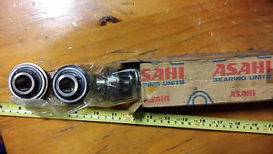 high temperature 5 pieces ASAHI  Bearing SER204-12