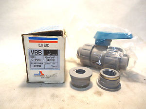 high temperature  IN BOX ASAHI DUO BLOC VBB 1/2""