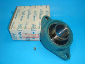 """high temperature 1  AMI UCFT210-30 1 7/8"""" SHAFT DIA. 2-Bolt Flange Bearing  IN FACTORY BOX"""