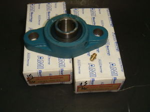 "high temperature LOT OF 2 AMI Bearing UCFL205-15 Ball Bearing Unit 2 Bolt FLANGE 15/16"" Bore NIB"