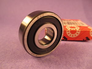 high temperature FAG 6201 2RSR C3,  Deep Groove Roller Bearing