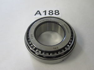 high temperature FAG 320/28X Metric Tapered Roller Bearing