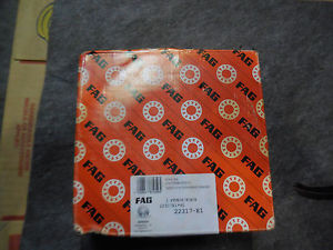 high temperature  FAG 22317-E1 BEARING