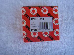 high temperature NIB FAG  Bearing     1206-TVH