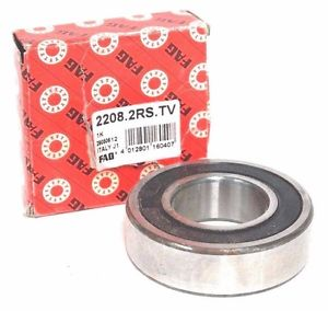 high temperature NIB FAG 2208.2RS.TV SELF ALIGNING BEARING 22082RSTV, 29050612