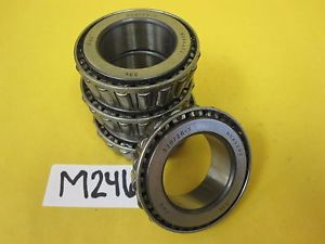 high temperature Six (6) FAG 320/28X Metric Tapered Roller Bearing & Cup / Race