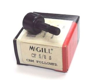 high temperature NIB MCGILL CF-5/8-S CAM FOLLOWER CF58S
