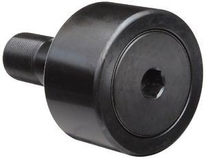 high temperature McGill CF1/2SB Cam Follower, Standard Stud, Sealed/Hex Hole, Inch, Steel, 1/2""