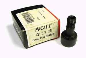 "high temperature  MCGILL CF-3/4-SB CAMROL CAMFOLLOWER 3/4"" OD 1/2"" WIDTH (5 AVAILABLE)"
