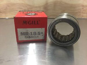 high temperature McGill Needle Roller Bearing MR-18-S