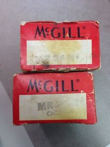high temperature McGill Bearings MR24N Lot Of Two