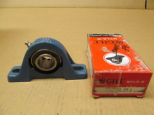 high temperature 1 NIB MCGILL CL-25-1 CL251 CL25-1 PILLOW BLOCK BEARING 1""
