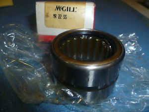 high temperature MCGILL NEEDLE BEARING MR22SS MR-22-SS ~ New in box