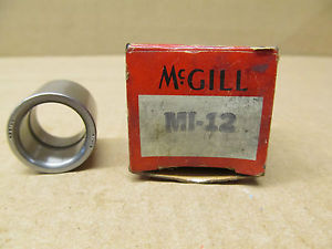 high temperature 1 NIB MCGILL MI-12 MI12 INNER RACE PRECISION BEARING