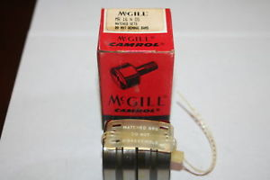 high temperature McGill MR-16-N-DS Caged Roller (Cagerol) Bearings Matched Set *  *
