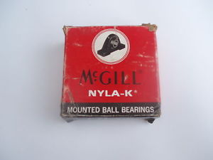 high temperature McGill four bolt Flange Bearing FC4-25-7/8