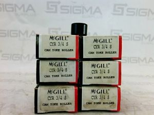 high temperature McGill CYR 3/4S (Lot of 6)