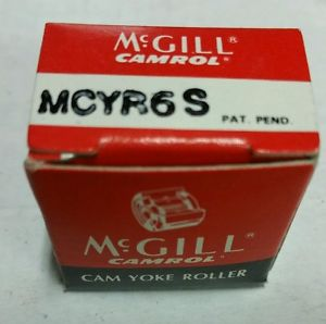 high temperature  MCGILL MCYR 6 S CAM FOLLOWER MCYR6S