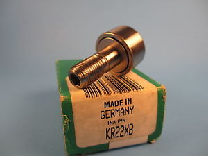 high temperature INA, KR22XB, KR22 XB, Stud Type Cam Follower, Needle Bearing