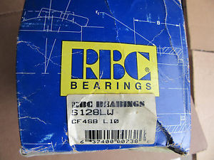 high temperature RBC Bearings S128LM Cam Follower CF 4SB !!! in Box Free Shipping