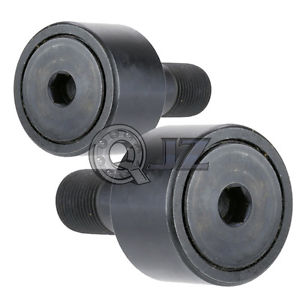 high temperature 2x CRSB40 Cam Follower Bearing Roller Dowel Pin Not Included CF-2 1/2-SB T80664