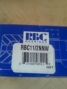 "high temperature RBC Cam Followers RBC Cam Follower RBC11/2 1.500"" Outside Diameter, set(2)"
