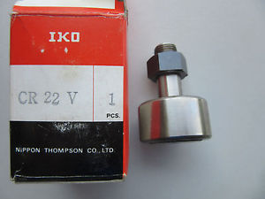 high temperature IKO Nippon CR22V Cam Follower !!! in Box Free Shipping