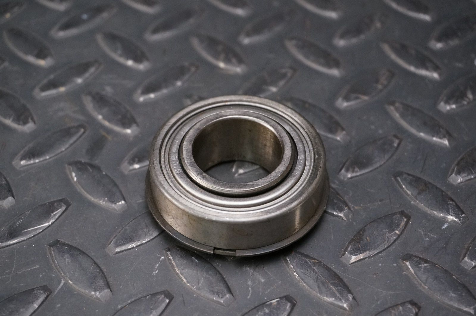 """high temperature SKF 7516DLG 1"""" ID Ball Bearing with Snap Ring Lot of 8"""