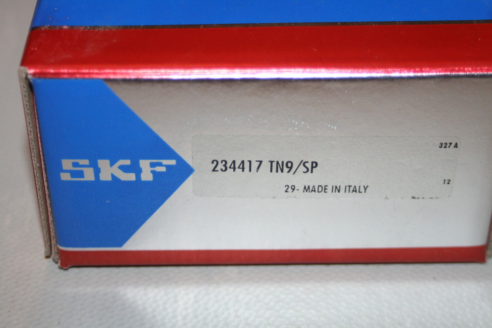 high temperature  SKF 234417 TN9/SP Super Precision Ball Thrust Bearing Perfect, UNOPENED