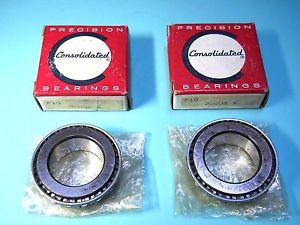 high temperature CONSOLIDATED FAG 32006X TAPERED ROLLER BEARING 30MM BORE *SET OF 2*  IN BOX