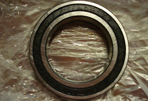 high temperature FAG Deep Groove Bearing Sealed Sides , 75mm x 115mm x 20mm, 6015.2RSR.C3 /FE2/RL