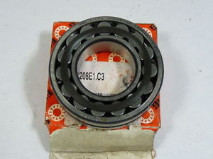 high temperature Fag 22208E1-C3 Bearing Spherical !  !