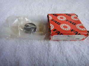 high temperature NIB FAG  Bearing    607.2ZR.C3    607A C3   607A