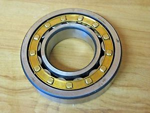 high temperature FAG NU318E-M1 CYLINDRICAL ROLLER BEARING 90MM ID 190MM OD Removable Inner Ring