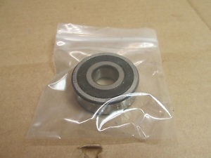 high temperature  FAG 6302 2RS BEARING RUBBER SHIELD BOTH SIDES 63022RS C3 15x42x13 mm