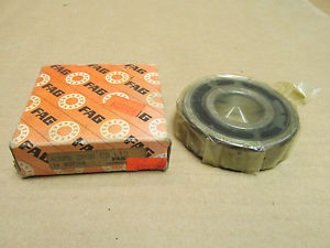 high temperature NIB FAG 6305 2RS BEARING NO SHIELDS 63052RSRC3 6305 2RSR C3 25x62x17 mm