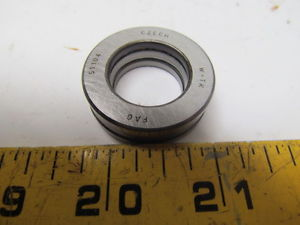 high temperature FAG 51104 Groved Race Thrust Bearing 30mmID 35mmOD10mmW