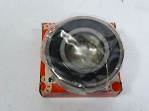 high temperature Fag 6004-2RSR Ball Bearing Single Row Deep Groove !  !
