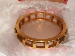 high temperature FAG DE24A396-003 529446 200297 Industrial Brass Bearing Cage