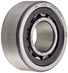 high temperature FAG Bearings FAG NU2204E-TVP2-C3 Cylindrical Roller Bearing, Single Row,