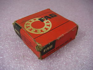 high temperature FAG 622062RS 62206.2RS 62 206.2RS Bearing New Old Stock