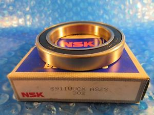 high temperature NSK, 6211 VV CM, Single Row Radial Bearing(SKF 2RS NTN, FAG 2RSR Timken 211pp)