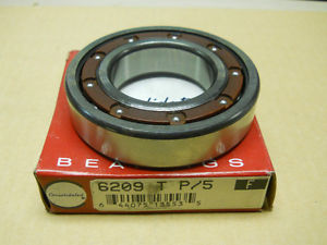 high temperature  CONSOLIDATED FAG PRECISION BEARING 6209 T P/5  6209 P/5