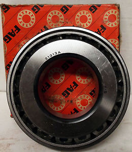 high temperature 1  FAG 31313A TAPERED ROLLER BEARING